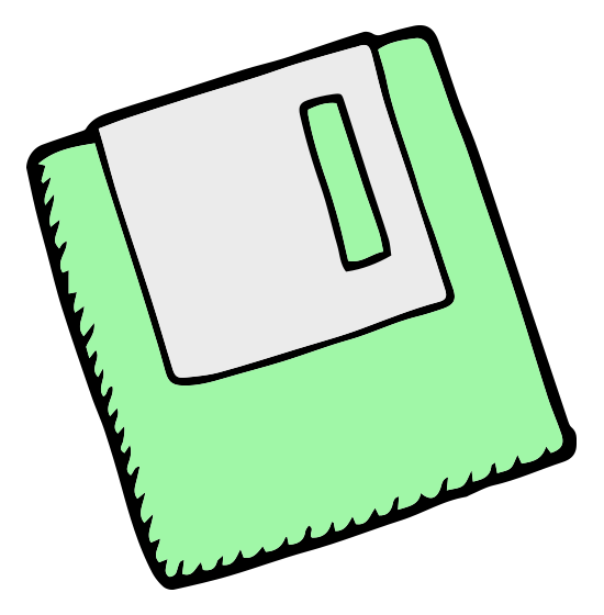Preserving a floppy disk?
