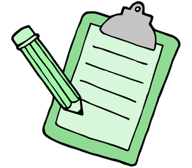 file template clipboard png